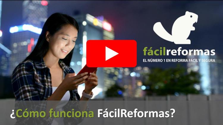 ¿Cómo funciona facilreformas.es?